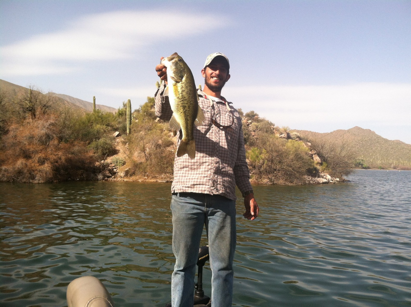 The trout trout and quail outfitters for Arizona fishing guides